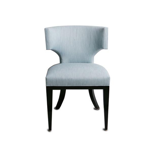 Schumacher   Barbara Dining Chair