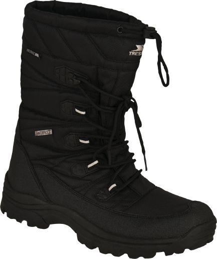 Trespass Men's YETTI Snow Boots | Antarctica and Argentina World ...