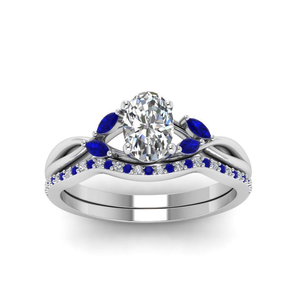 33+ Oval wedding rings set ideas