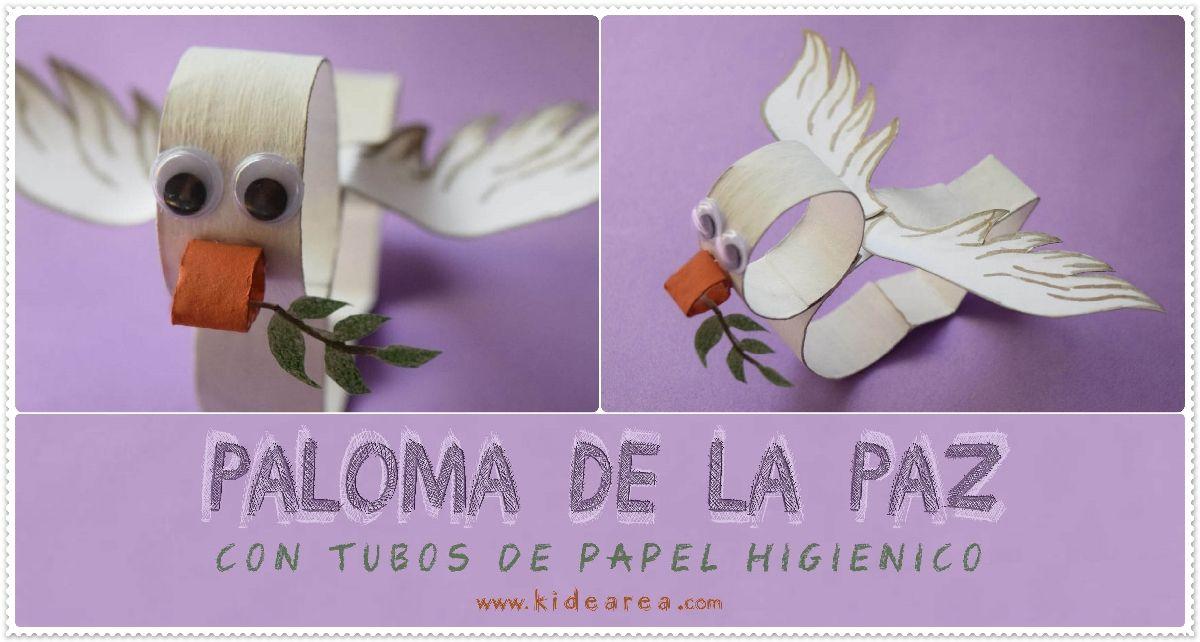 Paloma Blanca Manualidades Sobre El Día De La Paz Fáciles Y Para Niños Www Kidearea Com Manualidades Infantile Dia De La Paz Manualidades Paloma De La Paz