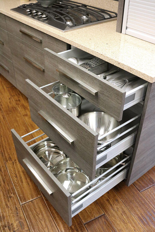Latitude Cabinets Satino Drawers Kitchen Room Design Diy Kitchen Storage Order Kitchen Cabinets