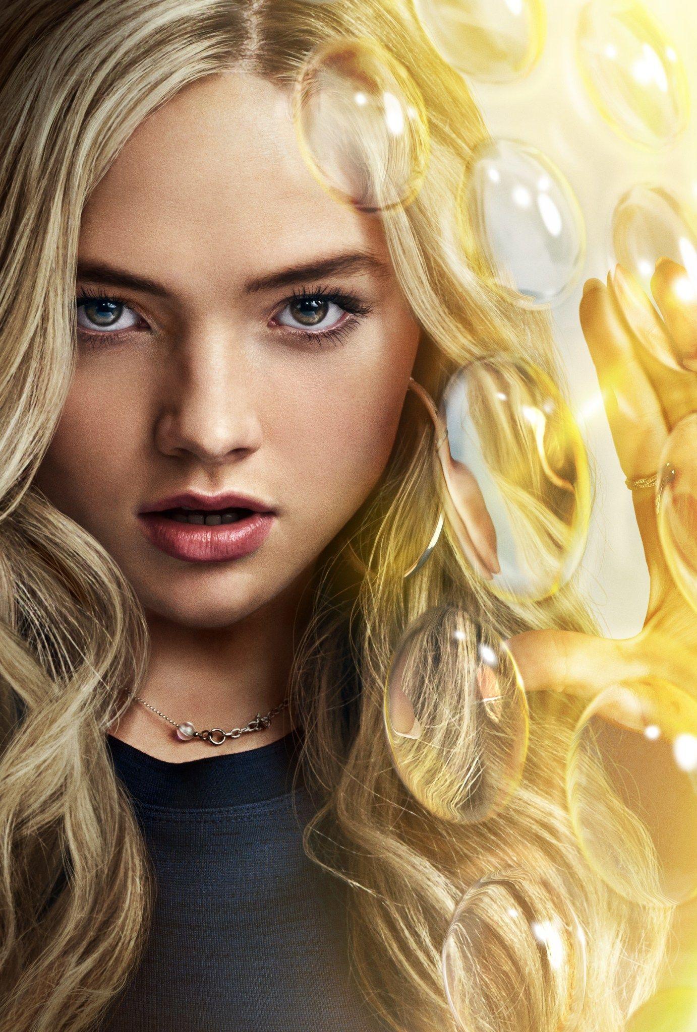 The Gifted A Serie Pra Voce Que Quer Mais X Men Natalie Alyn Lind Super Heroi Poderes Mutantes