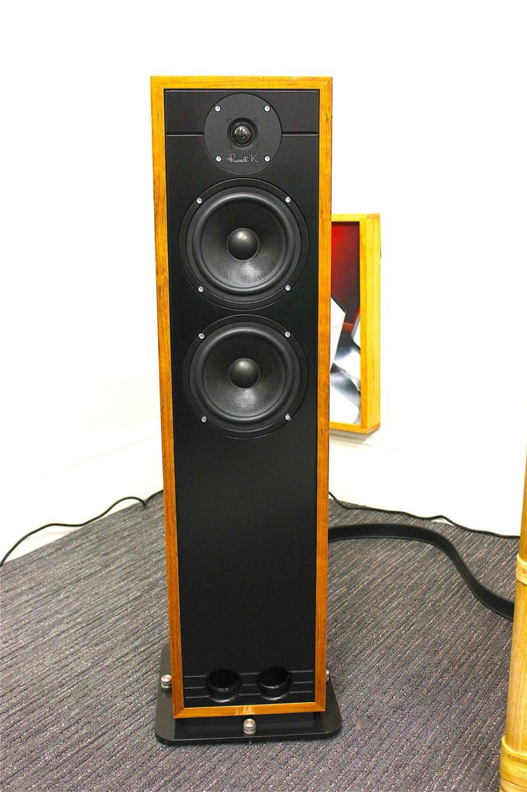 Harman Luxury Audio News: Russell K From The National Audio Show