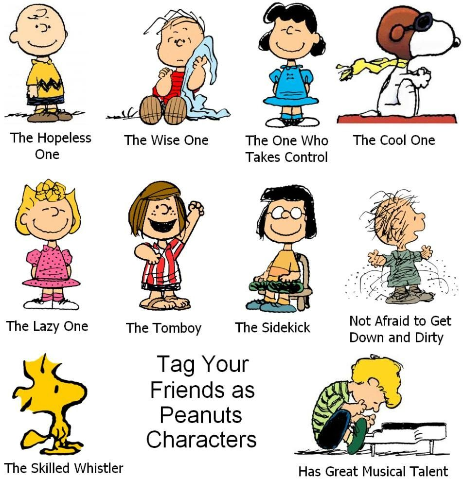 The whole gang.#ad | Just for fun and laughs | Snoopy, Charlie brown ...