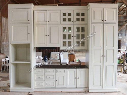 Kitchen Set Minimalis Modern Mewah Kitchen Set Teak Mahogany