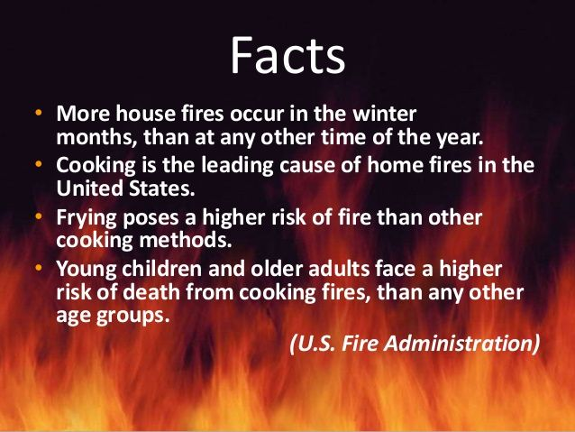 Causes Of House Fires Be Safe This Winter And Check Your Smoke