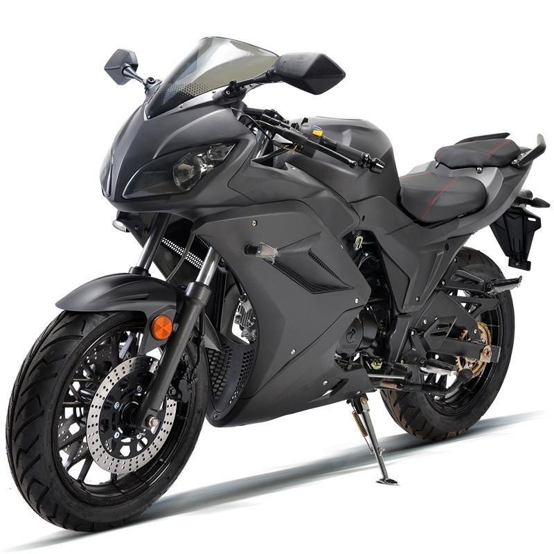 2020 Boom Ninja Sr9 125cc Full Size Motorcycle Street Legal Motos De Motocross Chicas De Motocross Motos Deportivas
