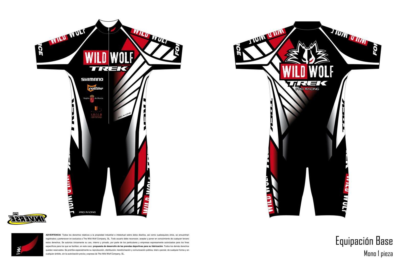 Asi Sera La Nueva Equipacion Del Equipo Wildwolf Trek Pro Racing