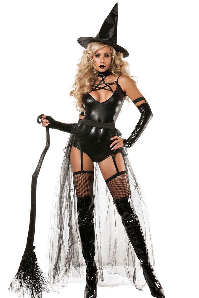 Girls naked halloween costumes
