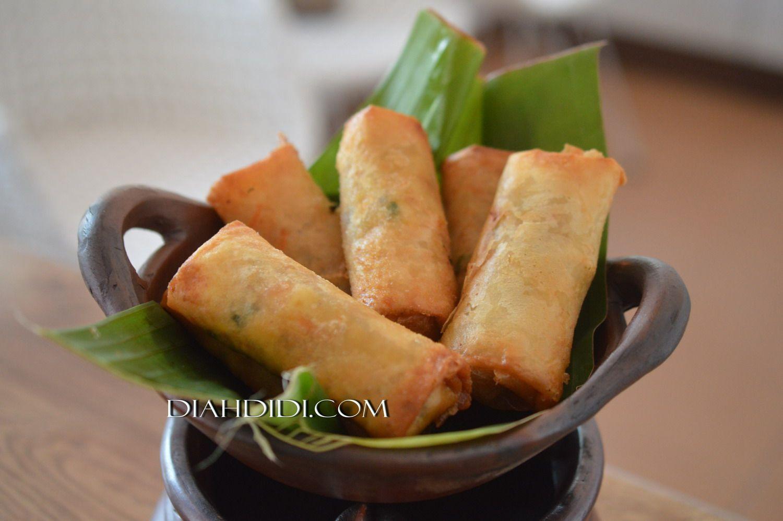 Diah Didi S Kitchen Lumpia Sayur Tahu Lumpia Semarang Resep Masakan Resep Masakan Ramadhan