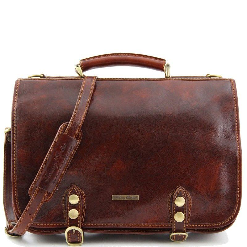 Best leather bag messenger – New trendy bags models photo blog
