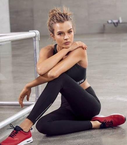 #photography #victoria #fitness #secret #model #poses #ideasFitness Model Poses Photography Victoria...