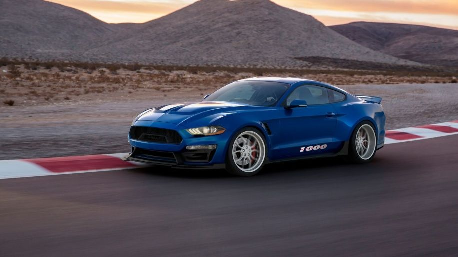 New Generation Shelby 1000 Drops Now With Less Horsepower Ford