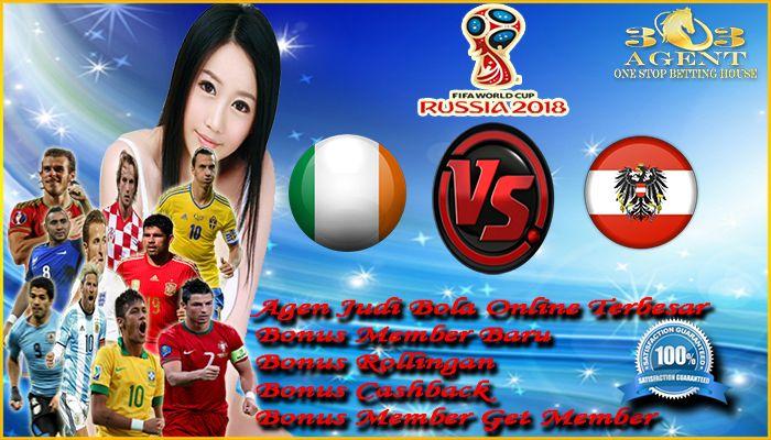 Prediksi Akurat Republic of Ireland vs Austria 11 Juni 2017