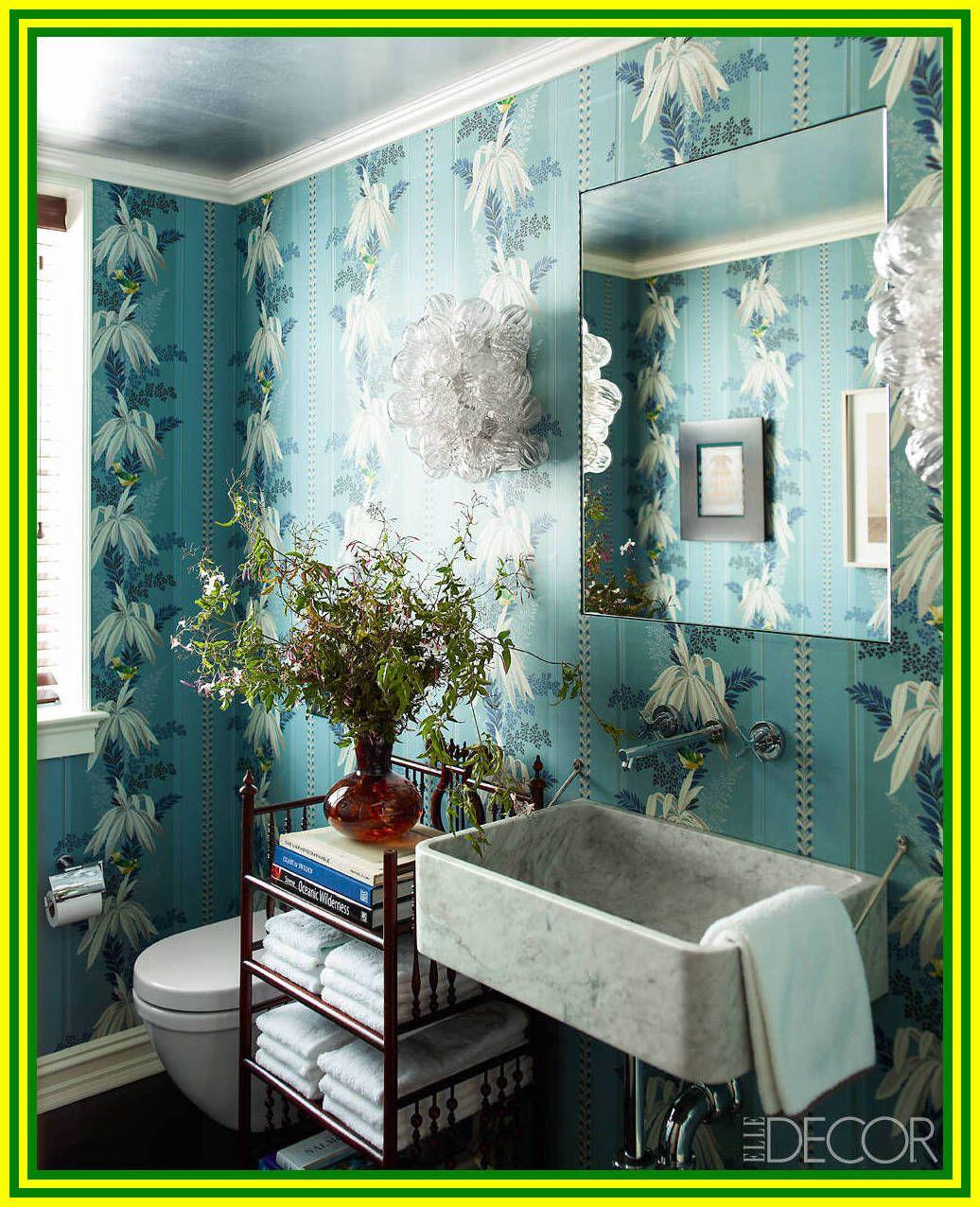87 Reference Of Bathroom Decor Wallpaper Bathroom Wall Coverings Bathroom Decor Bathrooms Remodel