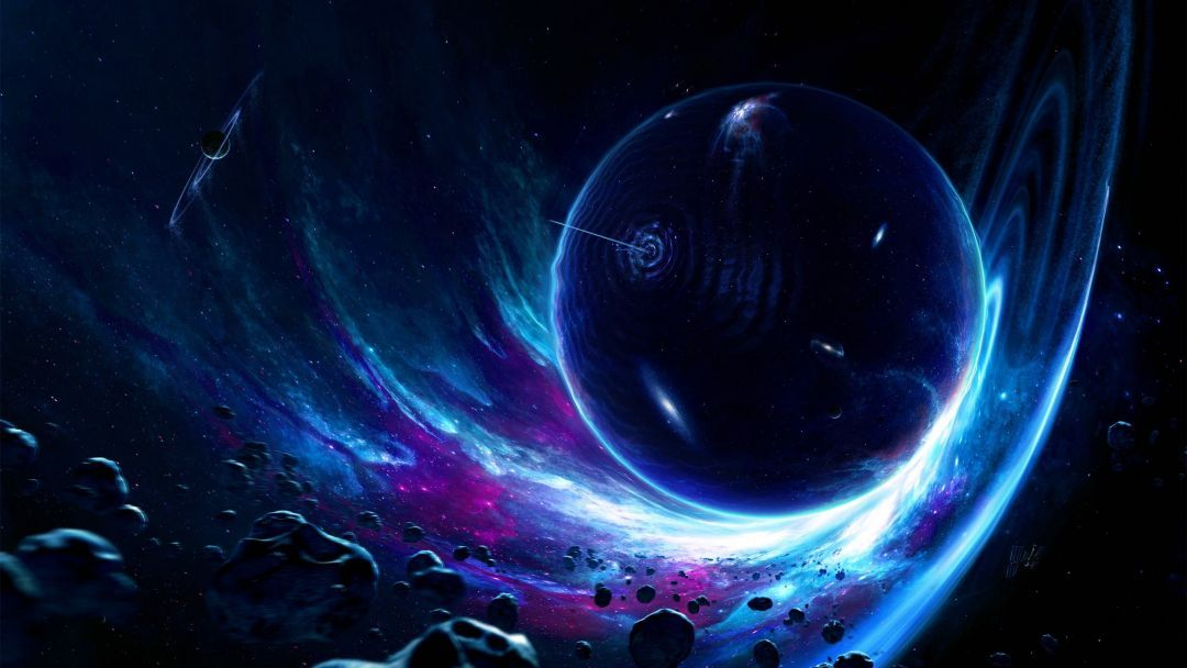 11360 Hd Wallpapers Images Hd Photos 1080p Wallpapers Android Iphone 2020 Space Art Interstellar Planets Wallpaper