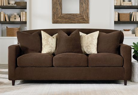 Sure Fit Slipcovers Stretch Piqué 3 Seat Individual Cushion Sofa Covers