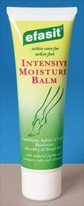 Efasit Intensive Moisture Balm 80ml This Reviving Foot Balm
