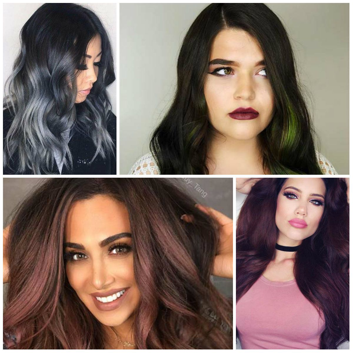 Best hair color trends u top hair color ideas for you hair