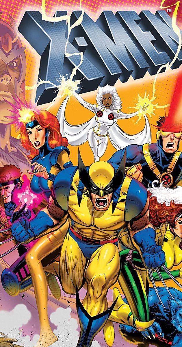 XMen (ANIMATED TV SERIES). The XMen are Marvel Comics