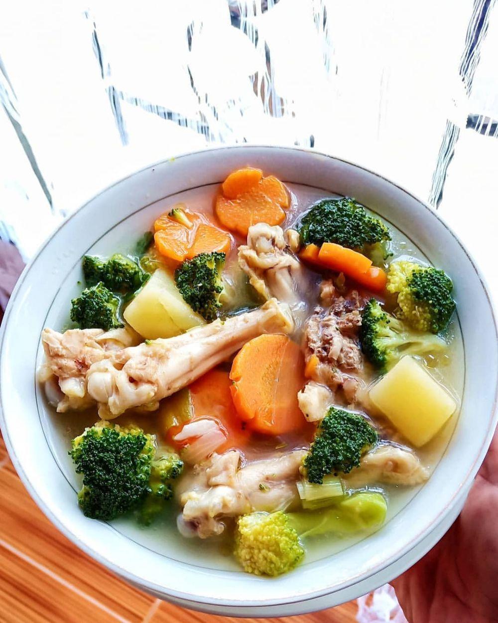 Resep Puasa Diet Sehat Instagram Di 2020 Makanan Diet Oregano