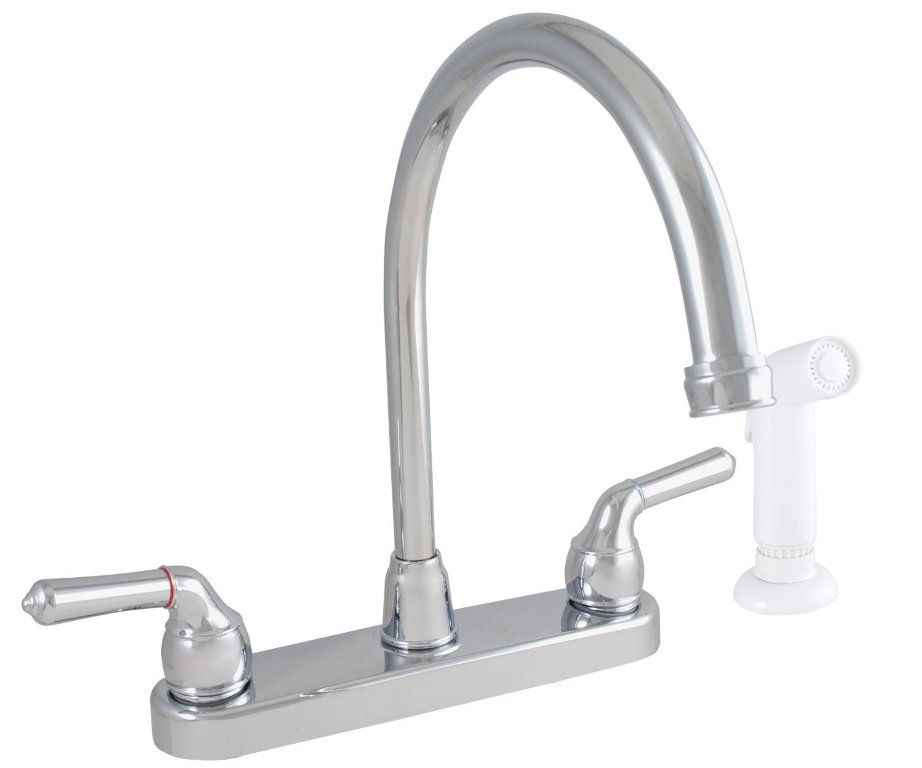 awesome Kitchen Sink Faucet Walmart Part - 10: Home Interiors: Amazing Kitchen Sink Faucets Walmart Also Kitchen Sink  Faucets Lowes from The Best