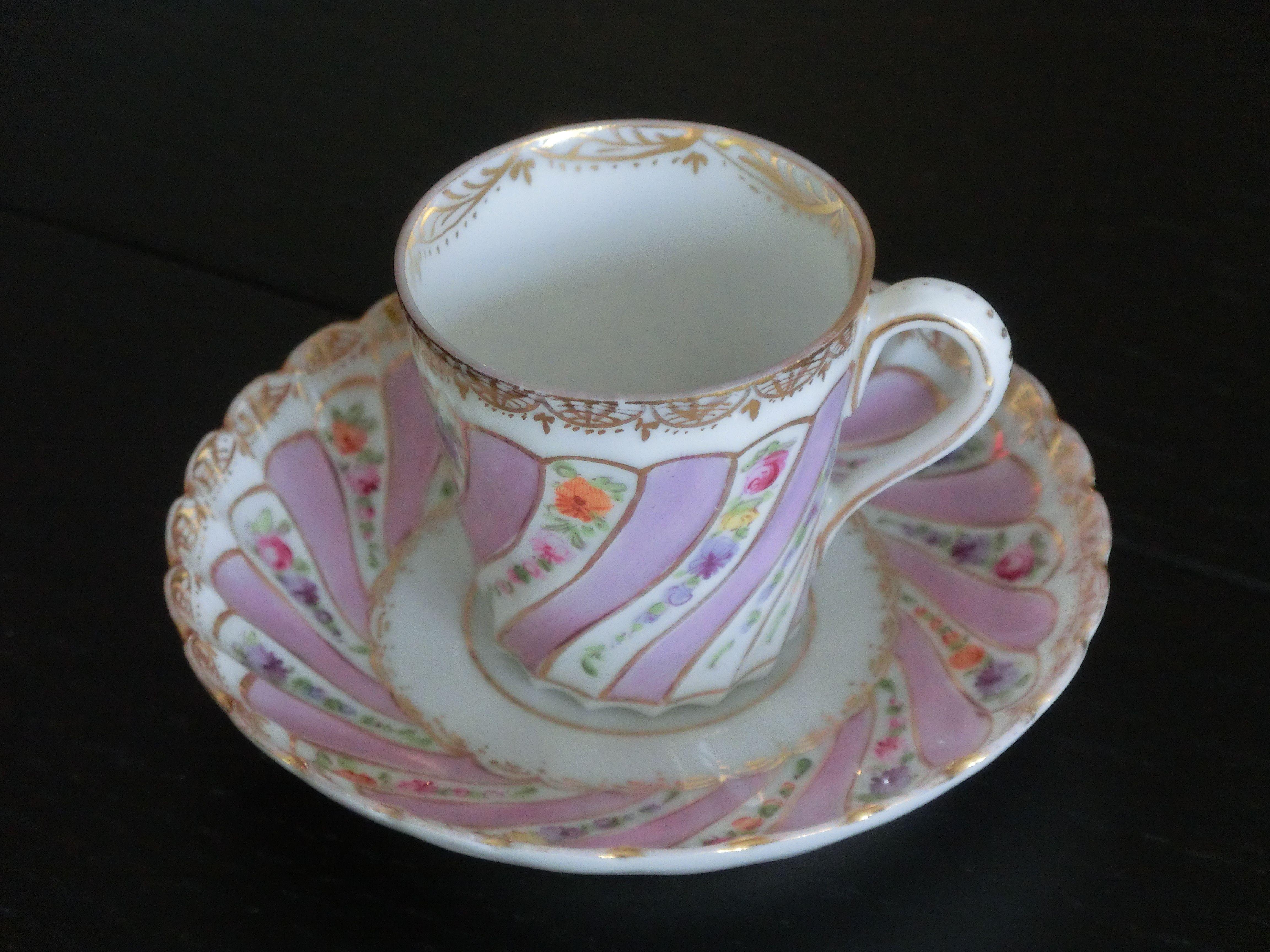 helena wolfsohn dresden germany 1843 1878 teapot cup teatime pinterest. Black Bedroom Furniture Sets. Home Design Ideas