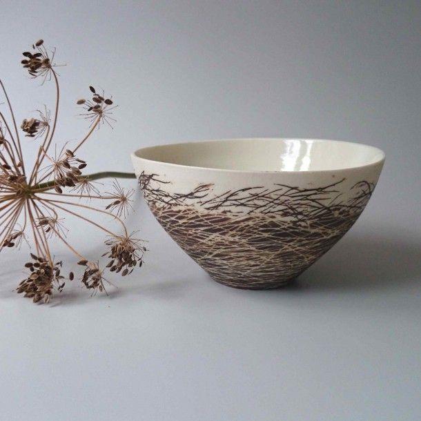 Nest Bowl (medium) - Shannon Garson Porcelain | Shannon Garson Porcelain