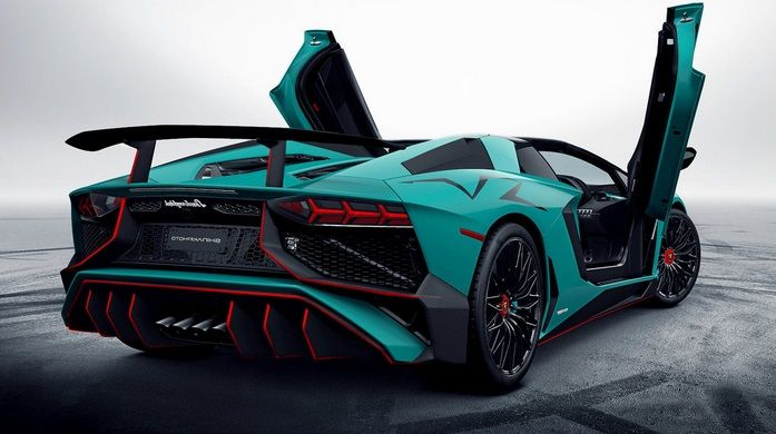 2018 Lamborghini Aventador Price Best New Cars For 2018