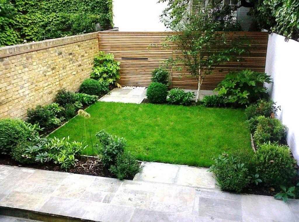 piccolo giardino quadrato Piccoli giardini, Idee