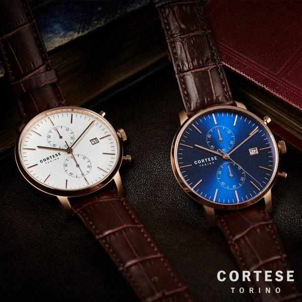 Cortese Savoia Chronographs