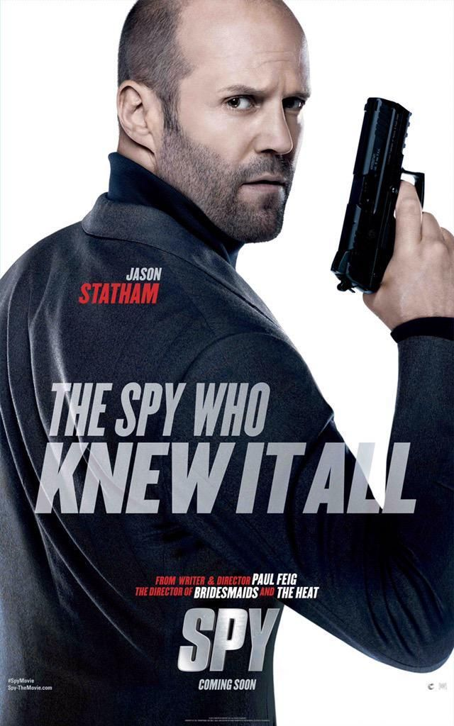 Eat Your Heart Out Bond Sydenham S Jason Statham Is The Spy Who