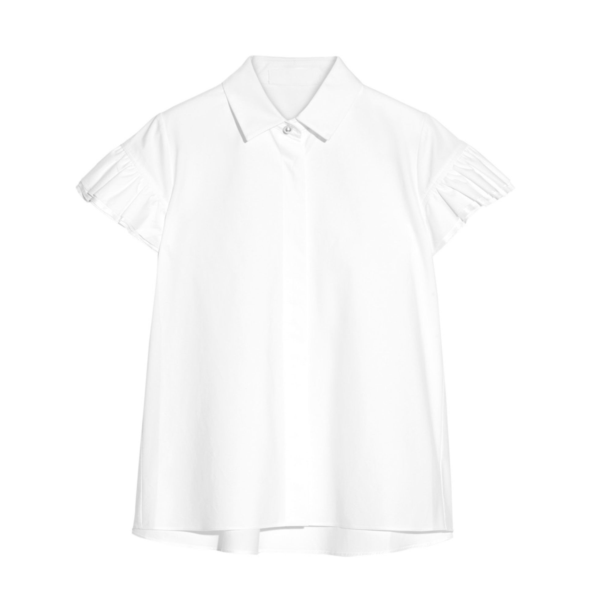 c2a3d2b9 The Best White Shirts To Snap Up Now - Best Subtle Details from InStyle.com