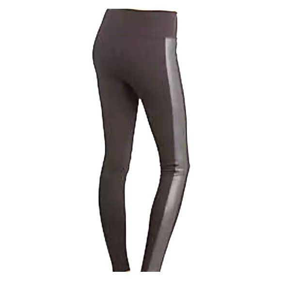 SPANX Assets Red Hot Label Structured Leggings Racing Stripe BNWT Grey