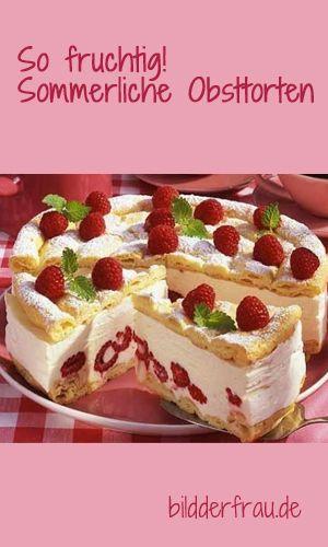 So fruchtig und so gut: Obsttorten-Rezepte für jede Gelegenheit: http://www.bildderfrau.de/kochen-backen/album1069893/obsttorten-0.html#p2  #torte