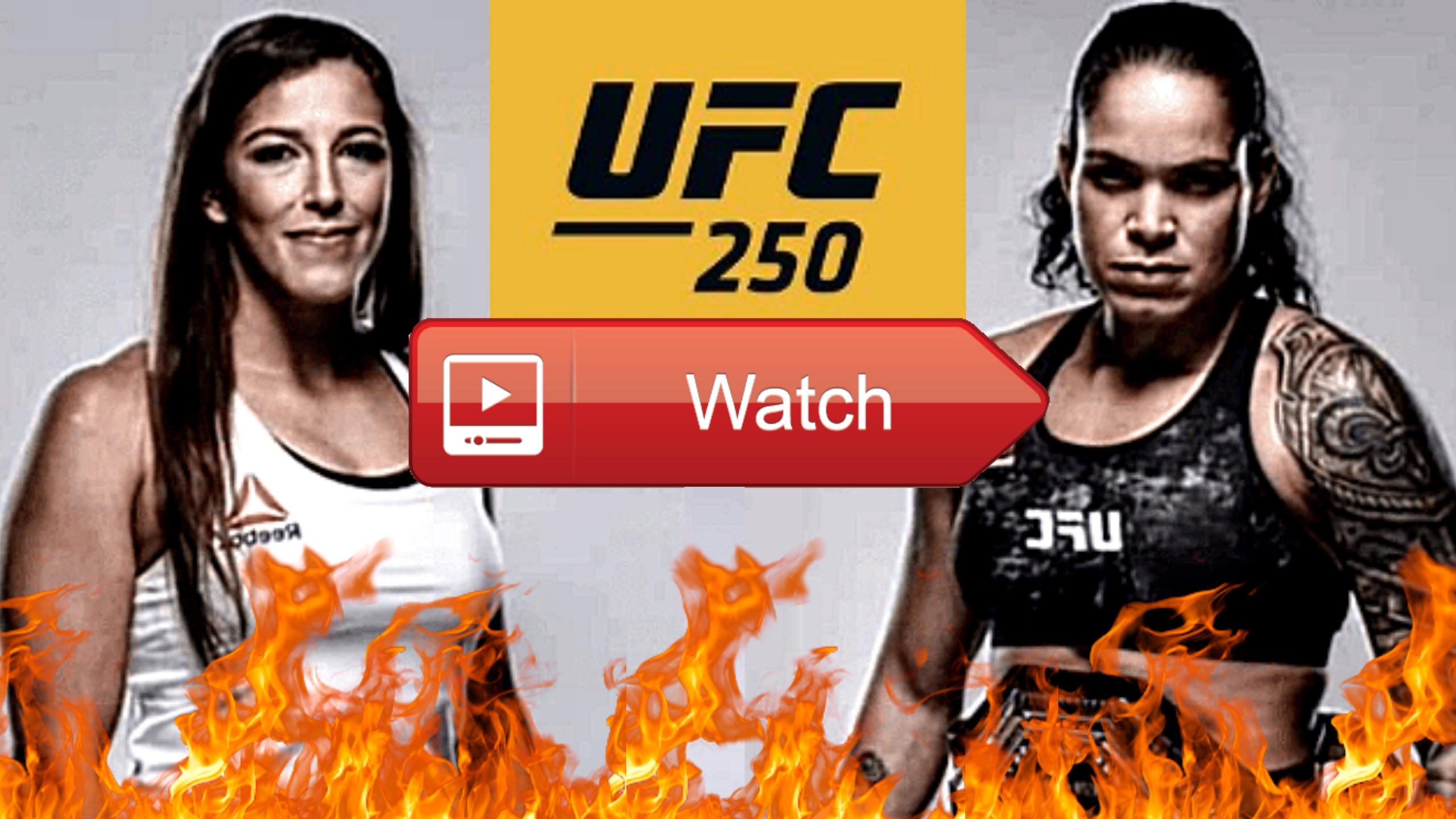 Live! UFC 250 Live Streaming in 2020 Ufc live, Ufc, Ufc