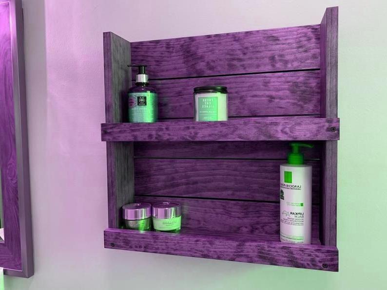 Photo of Gothic Home Decor Bathroom Shelf Wall Mounted Cosmetics Cabinet Organizer Wall |…