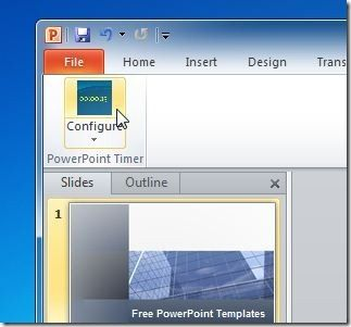 add countdown timer to powerpoint presentations | powerpoint, Modern powerpoint