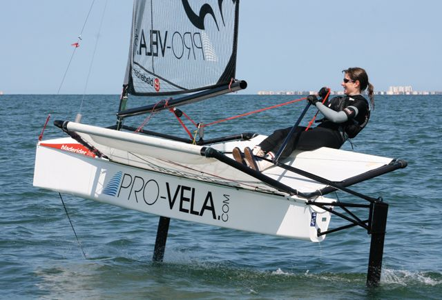 2012 Archives 8 65 Boats Com Uk Moth Sailing Boat Dinghy