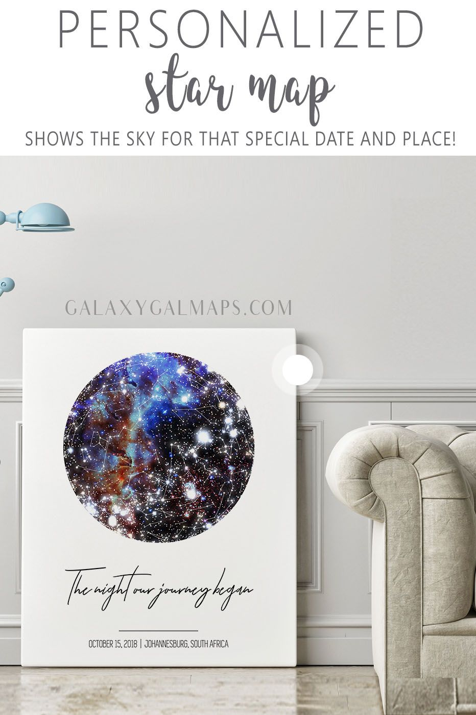 Sky Map For That Special Date Bride Groom Personalised Star First Baby From Grandki Custom Anniversary Gift Custom Wedding Gifts 1 Year Anniversary Gifts
