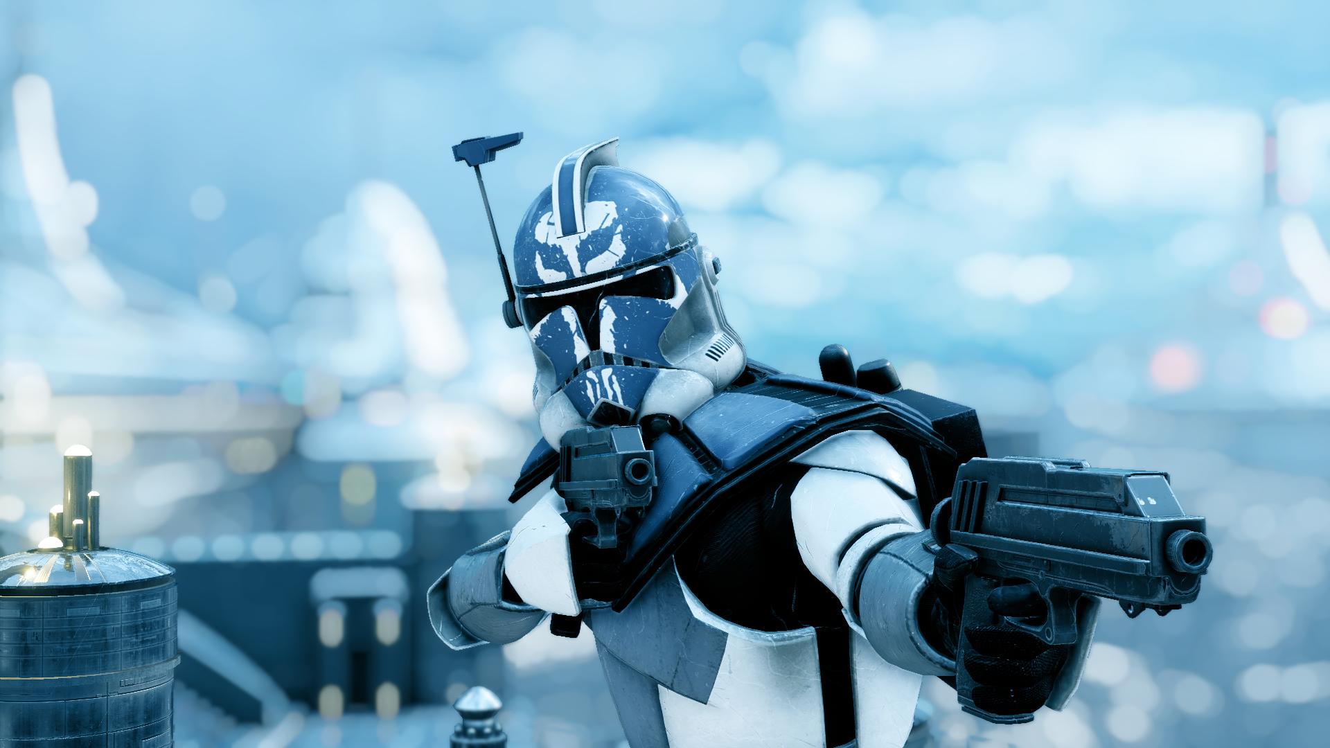 104th Arc Trooper Pack At Star Wars Battlefront Ii 2017 Nexus Mods And Community Star Wars Clone Wars Star Wars Pictures Star Wars Trooper