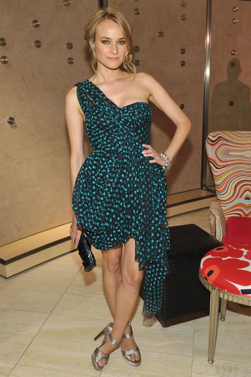 Steal Her Style: Diane Kruger's Jason Wu Sandals Are 40 Off (And They're SuperChic)