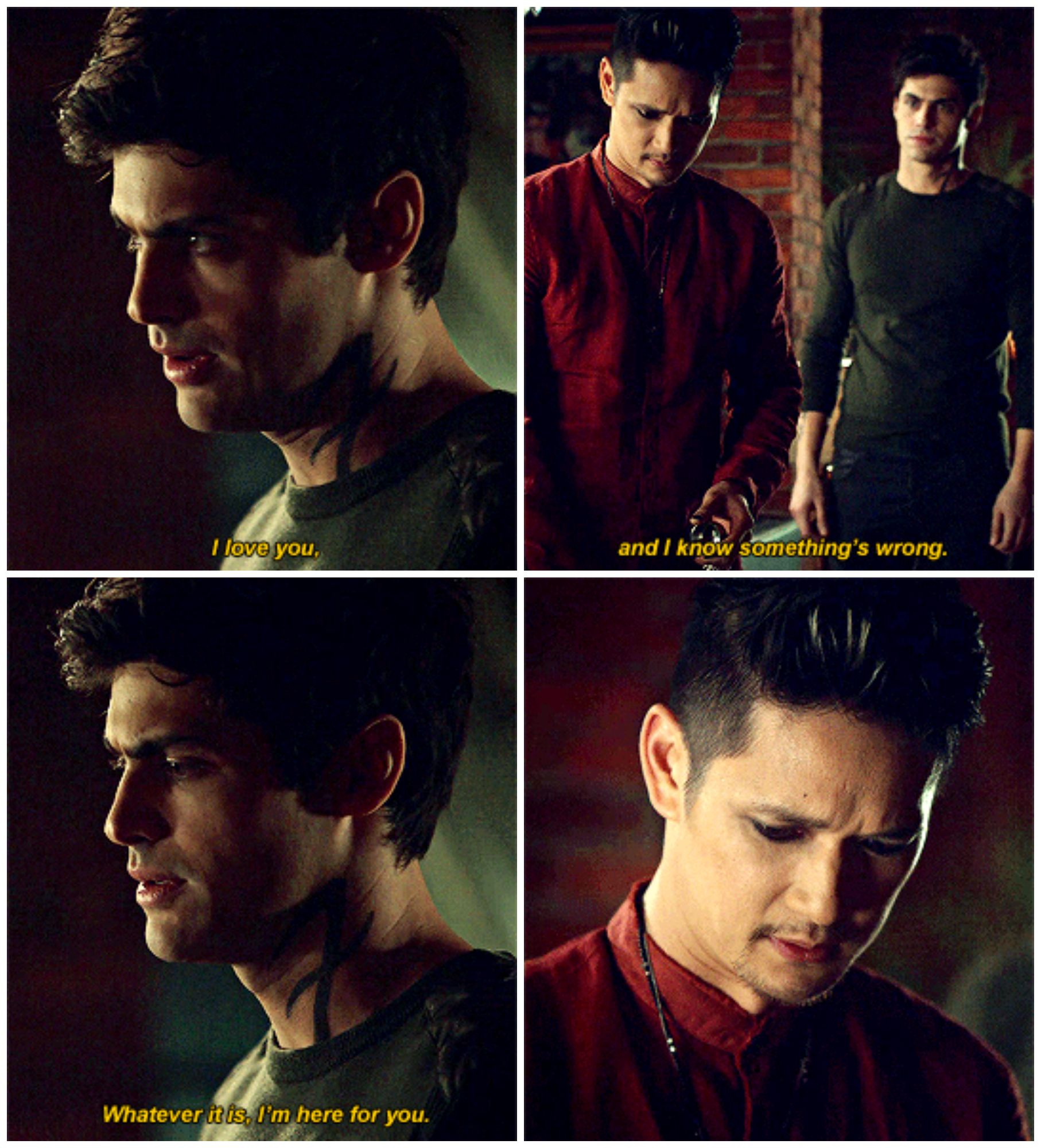 Shadowhunters Libros Shadowhunters 2x15 Quota Problem Of Memory Quot Alec And