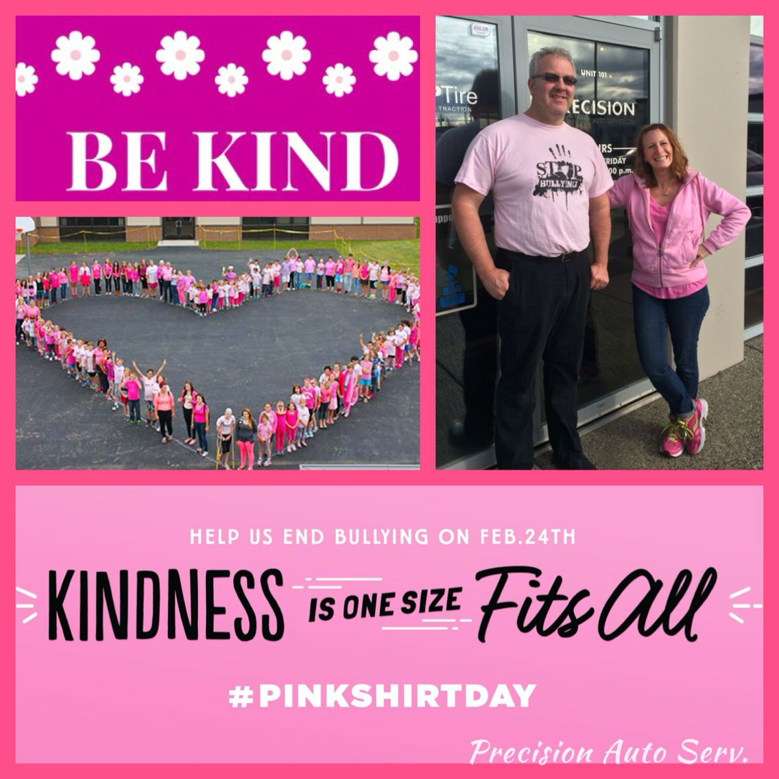 Anti- Bullying Pink Shirt Day! | My work! | Pinterest | Anti bullying