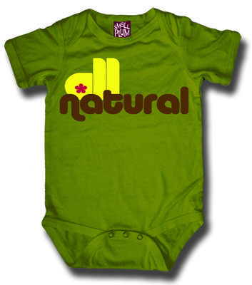 946009da7d Bamboo Baby Clothes - All Natural Onesie by Small Plum Organics ...