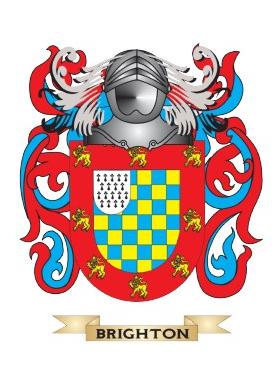Brighton Family Crest