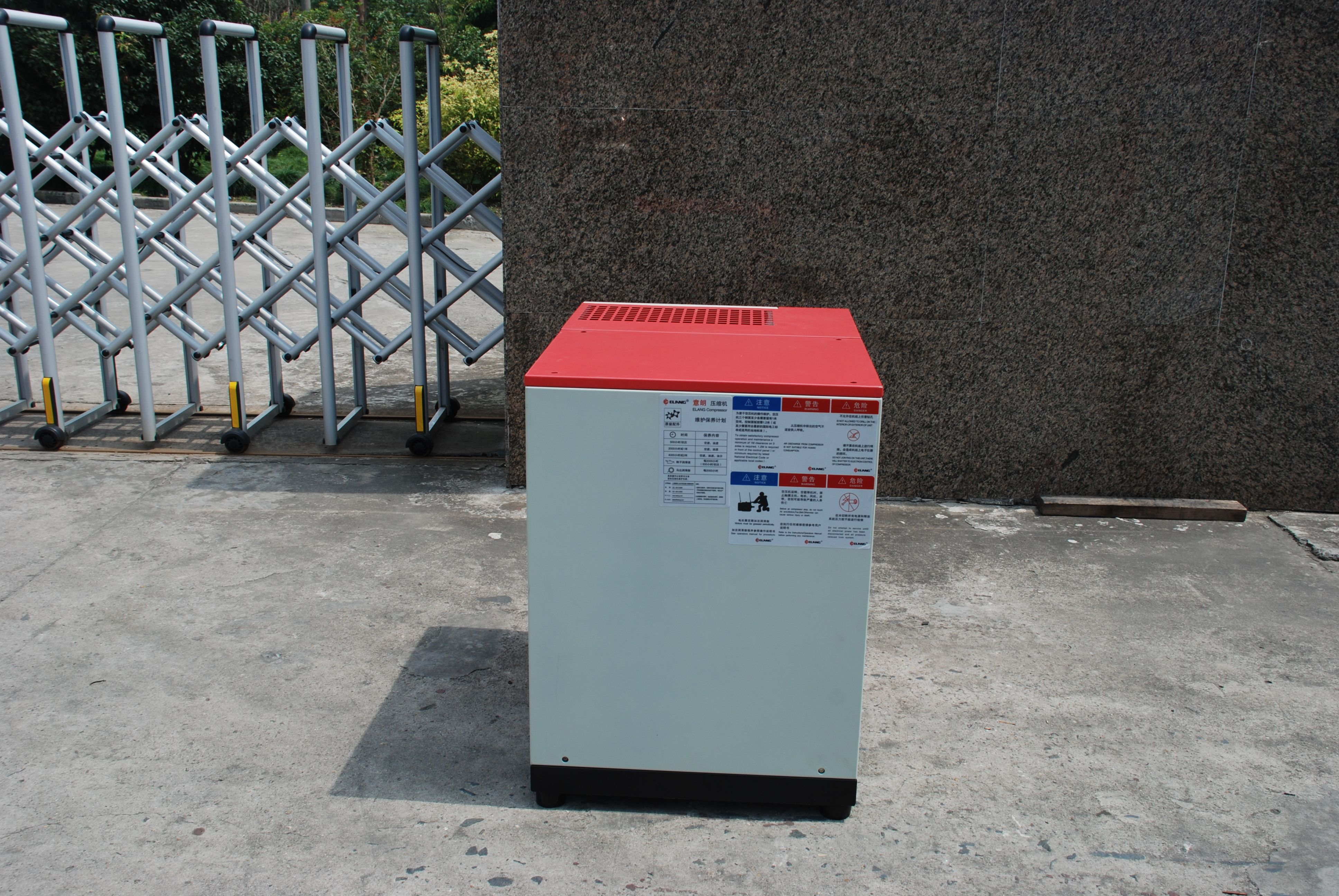 Pin by ELANG COMPRESSOR on Direct Driven Screw Compressor
