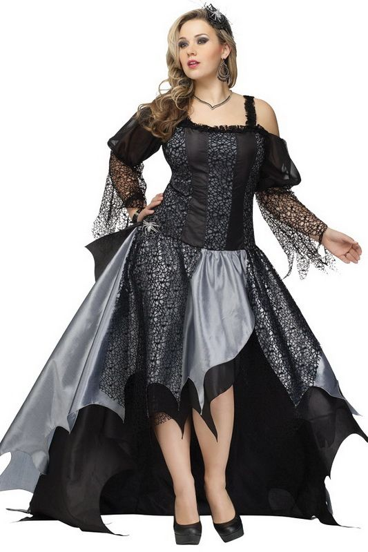 Plus Size Sexy Gothic Costumes e95b4d646883