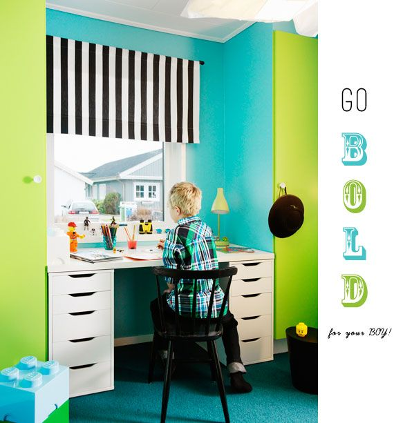 Tristan   Home-spiration   Pinterest   Bright, Bright walls and ...