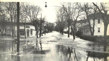 1959 flood Madison Avenue, Fourth a